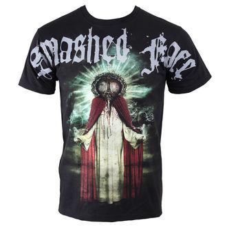 tričko pánské SMASHED FACE - Misanthropocentric - Black, Smashed Face