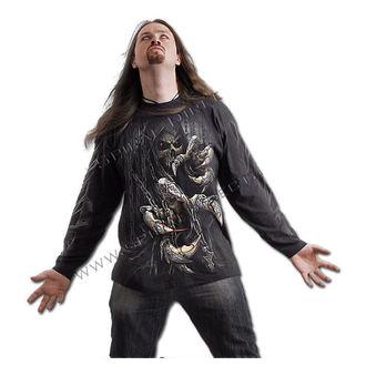 tričko pánské s dlouhým rukávem SPIRAL - Death Claws - M009M301