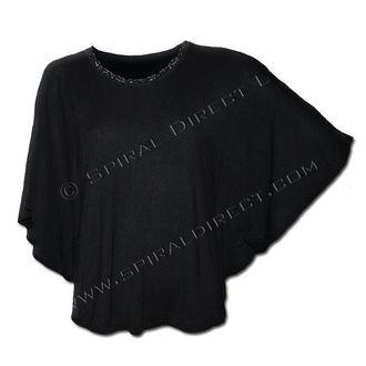 tričko dámské (pončo) SPIRAL - Laceneck