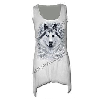 šaty dámské SPIRAL - Wolf - White, SPIRAL