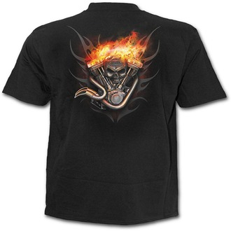 tričko pánské SPIRAL - Wheels Of Fire