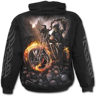 mikina pánská SPIRAL - Wheels Of Fire