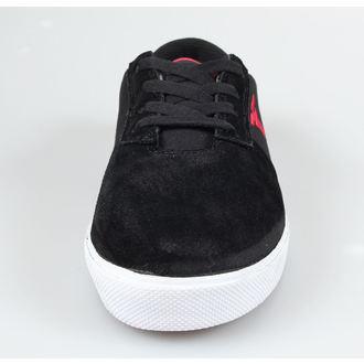 boty pánské FALLEN - Vice - Black/Red, FALLEN