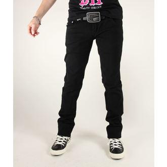 kalhoty dámské 3RDAND56th - Zip Back Skinny Jeans - JM1024