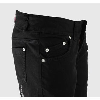 kalhoty dámské 3RDAND56th - Zip Back Skinny Jeans