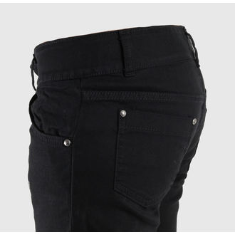 kalhoty dámské 3RDAND56th - Steam Punk Skinny Jeans