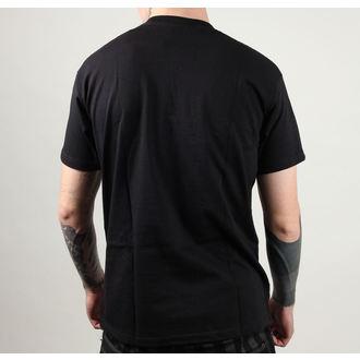 tričko pánské BLACK HEART - Skull Bitch - Black