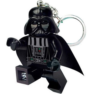 přívěšek na klíče STAR WARS - Mini-Flashlight - Darth Vader, NNM
