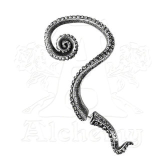 náušnice Kraken - ALCHEMY GOTHIC, ALCHEMY GOTHIC