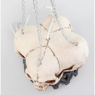 lampa stropní Skull Gothic