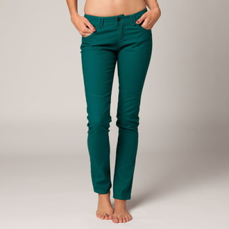 kalhoty dámské FOX - Sound Pant - Emerald