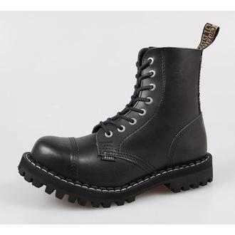 boty STEEL - 8 dírkové - 114/113 - Black