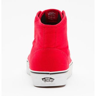 boty VANS - 106 HI - Red/True White
