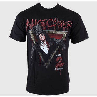 tričko pánské Alice Cooper - Welcome 2 My Nightmare - ROCK OFF, ROCK OFF, Alice Cooper