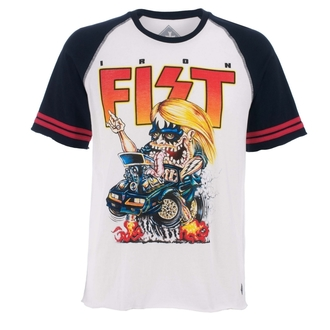 tričko pánské IRON FIST - Mv Rock City