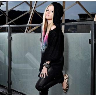tričko dámské -pončo- ABBEY DAWN, ABBEY DAWN, Avril Lavigne