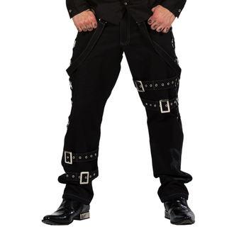 kalhoty pánské DEAD THREADS - Black - TT9571