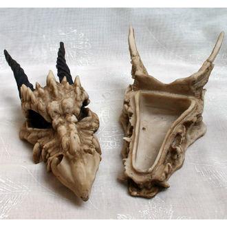 krabička (dekorace) Dragon Skull - AL50057