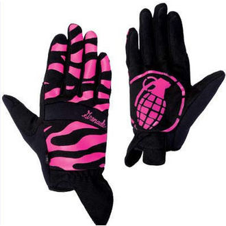 rukavice dámské GRENADE - Instinct - Black/Purple