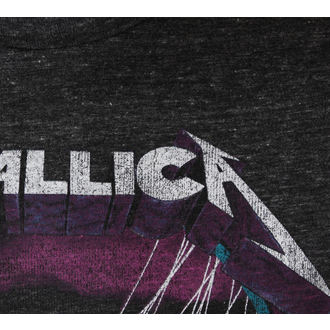tričko pánské Metallica - Mop Vintage Heather - BRAVADO, BRAVADO, Metallica