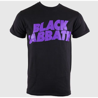tričko pánské Black Sabbath - Logo, BRAVADO, Black Sabbath