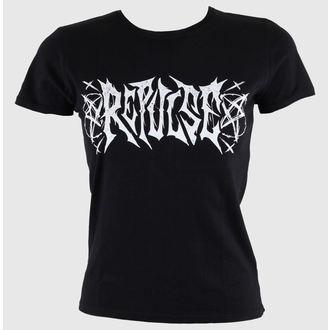 tričko dámské REPULSE - Black, REPULSE
