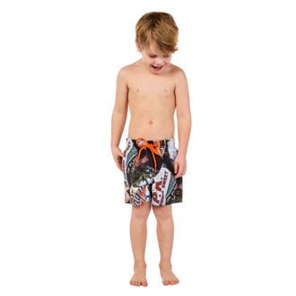 plavky dětské (kraťasy) PROTEST - Sneak TD - True Black, PROTEST