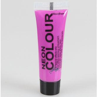 barva na tělo a obličej STAR GAZER - Neon Purple - SGS117
