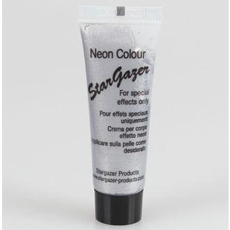 barva na tělo a obličej STAR GAZER - Neon Silver - SGS117