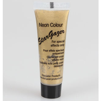 barva na tělo a obličej STAR GAZER - Neon Gold