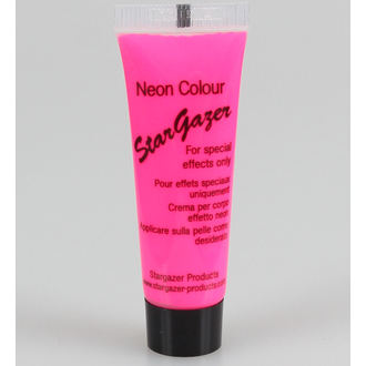 barva na tělo a obličej STAR GAZER - Neon Pink