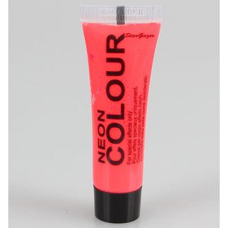 barva na tělo a obličej STAR GAZER - Neon Red - SGS117