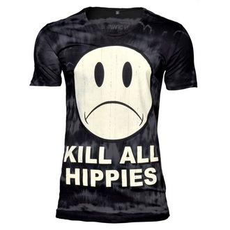 tričko pánské DISTURBIA - No Wave Hippy