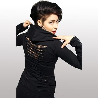 mikina dámská VIXXSIN - Ricochet - Black, VIXXSIN