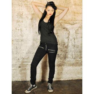 kalhoty dámské VIXXSIN - Roughstar - Black