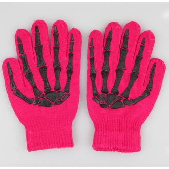 rukavice POIZEN INDUSTRIES - BGG- Pink/Blk - POI891