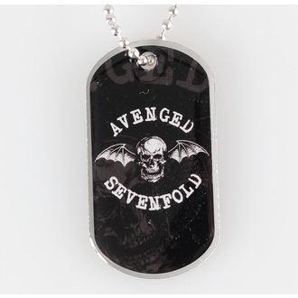 obojek (psí známka) Avenged Sevenfold - Death Bat - RAZAMATAZ, RAZAMATAZ, Avenged Sevenfold