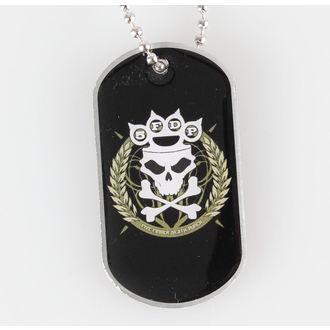 obojek (psí známka) Five Finger Death Punch - Knuckle Crown - RAZAMATAZ, RAZAMATAZ, Five Finger Death Punch
