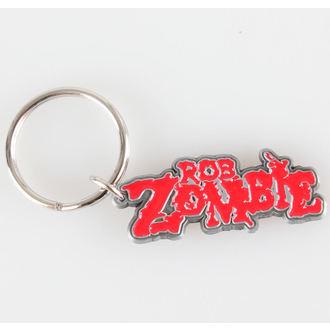 klíčenka (přívěšek) Rob Zombie - Logo - RAZAMATAZ, RAZAMATAZ, Rob Zombie