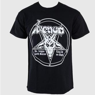 tričko pánské Venom - In League With Satan - RAZAMATAZ, RAZAMATAZ, Venom