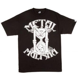 tričko pánské METAL MULISHA - Hour Glass - Blk
