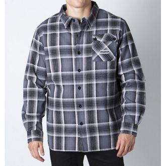 košile pánská s dlouhým rukávem METAL MULISHA - Caliber
