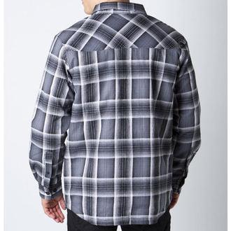 košile pánská s dlouhým rukávem METAL MULISHA - Caliber, METAL MULISHA