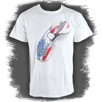 tričko pánské Lynyrd Skynyrd - Glasses - White - LIVE NATION, LIVE NATION, Lynyrd Skynyrd