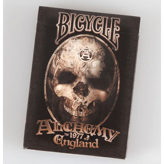 karty Bicycle Licenced - ALCHEMY GOTHIC - CARD8