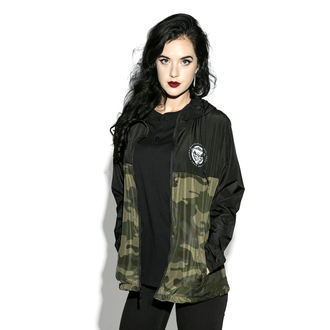 bunda (unisex) BLACK CRAFT - Staple Black on Camo