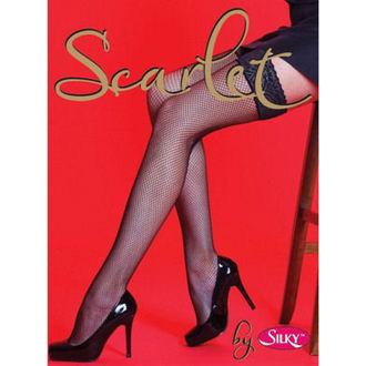 punčocháče LEGWEAR - Scarlet - Fishnet LT Hups