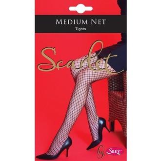 punčocháče LEGWEAR - Scarlet - Net - SHSCMT3BL1