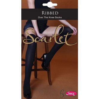 nadkolenka LEGWEAR - Scarlet - Ribbed, LEGWEAR