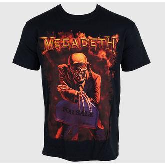 tričko pánské Megadeth - Peace Sells - PLASTIC HEAD, PLASTIC HEAD, Megadeth
